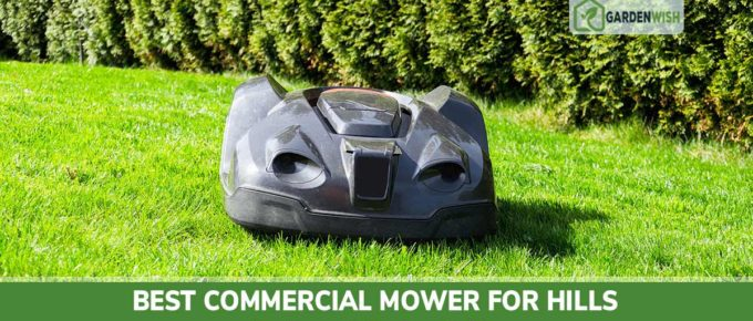 Best commercial mower for hills