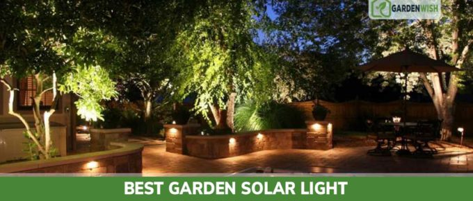 best garden solar lights