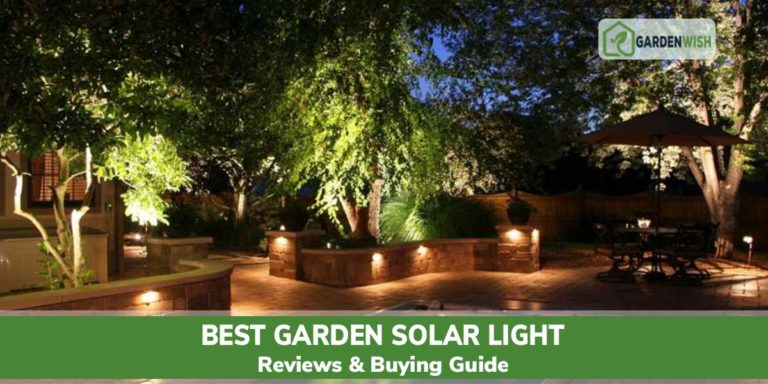 best garden solar lights