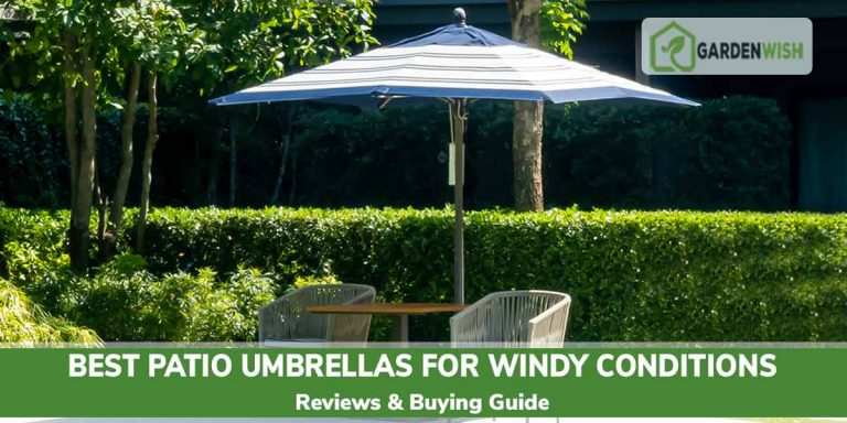 Best Patio Umbrellas for Windy Conditions