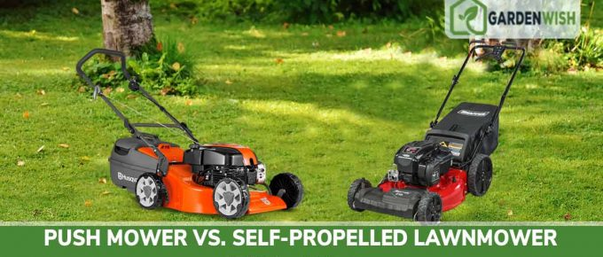 Push Mower vs. Self-propelled Mower