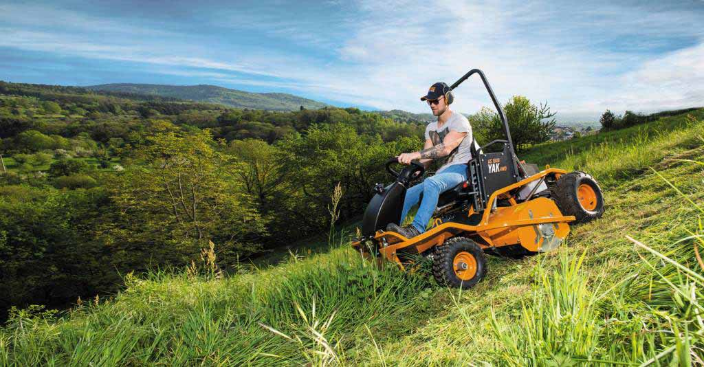 Essential Safety Rules to Know Before You Mow on the hills