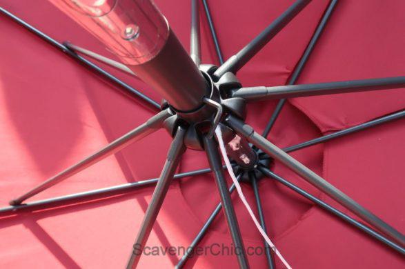 How to Fix Patio Umbrella Cord