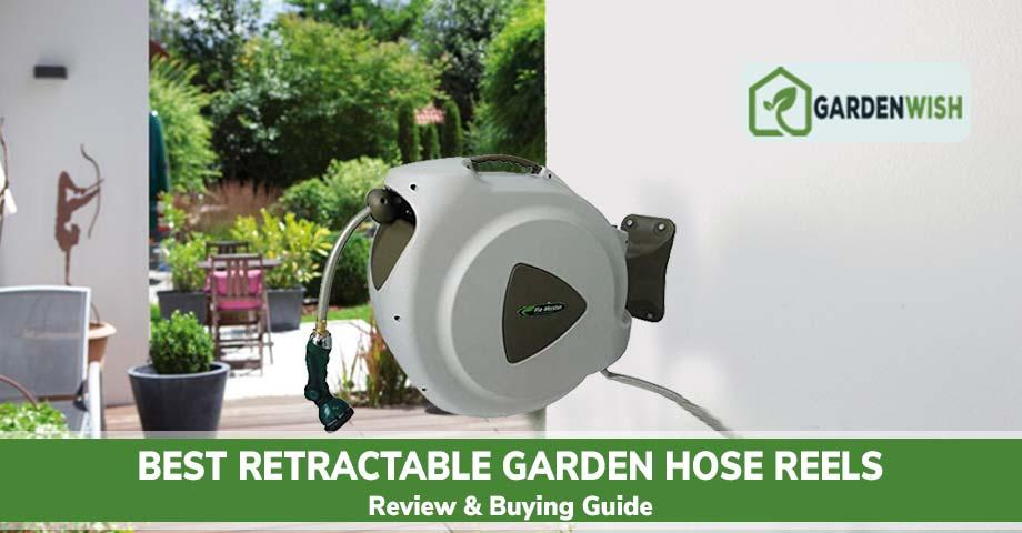 Best Retractable Garden Hose Reel