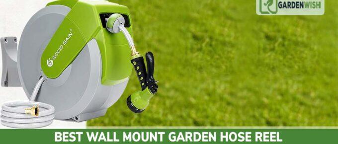 Best Wall Mount Garden Hose Reel